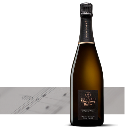 Champagne ALLOUCHERY BAILLY Chœur de Pinot-site1